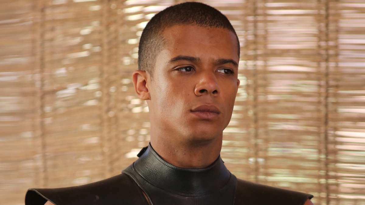 Game Of Thrones Cast Season 3 Grey Worm PLAYED BY JACOB ANDERSON