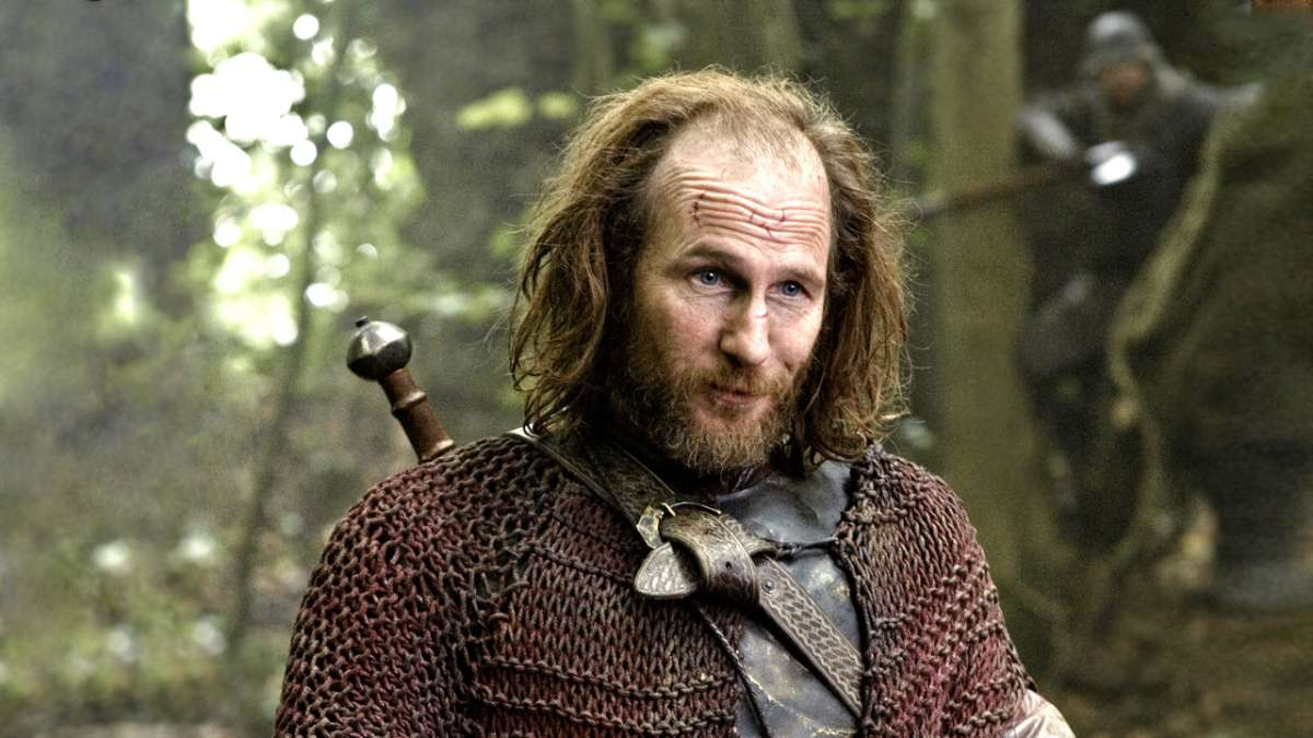 Thoros of Myr PLAYED BY PAUL KAYE