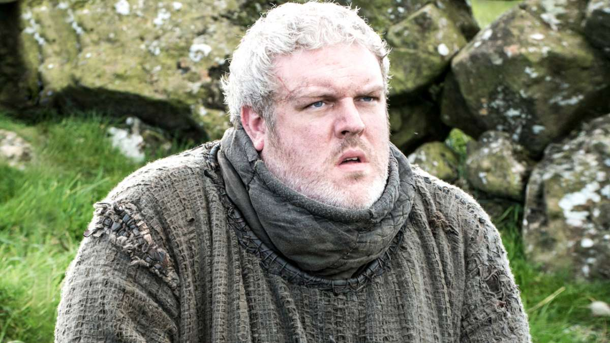 Hodor PLAYED BY KRISTIAN NAIRN
