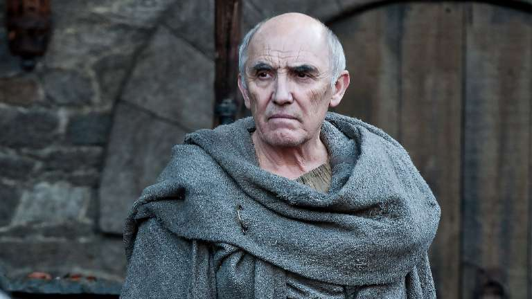 Maester Luwin Played By Donald Sumpter On Game Of Thrones
