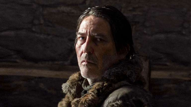 Mance Rayder Played By Ciaran Hinds On Game Of Thrones Hbo