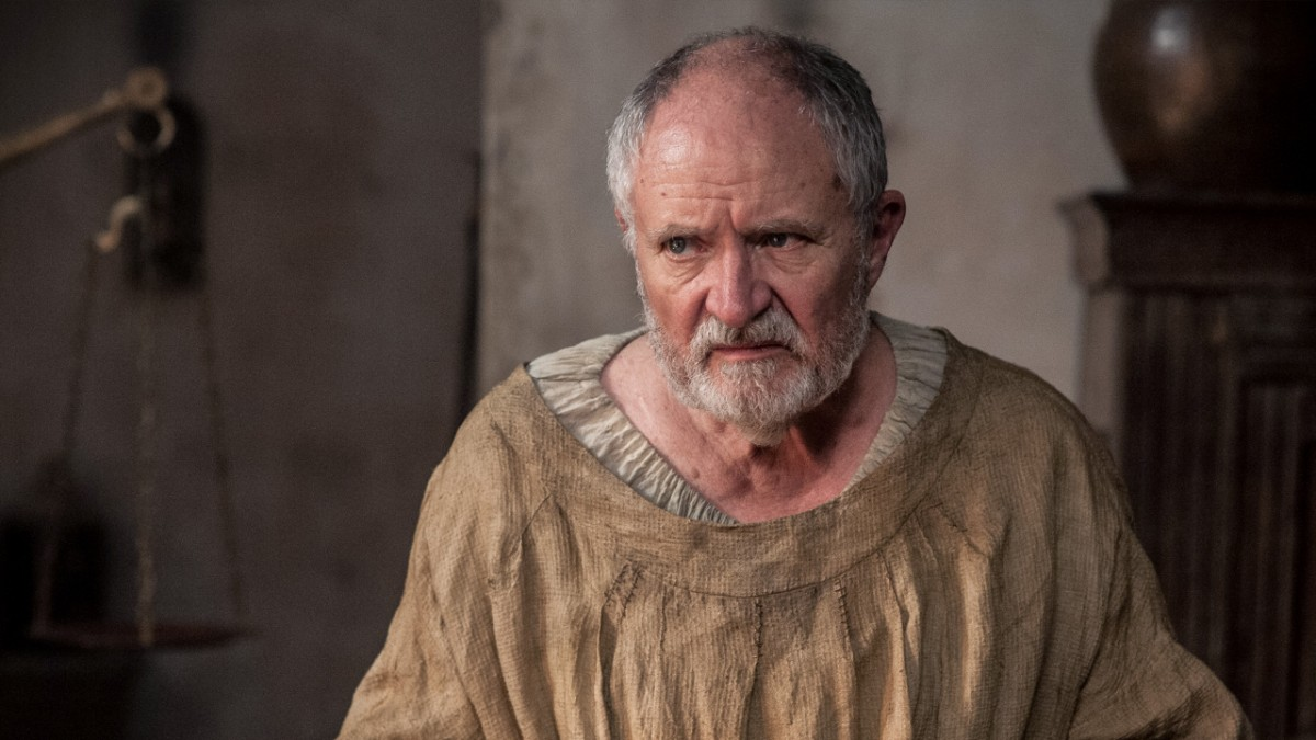 Game Of Thrones Cast Season 7 Archmaester Ebrose PLAYED BY JIM BROADBENT