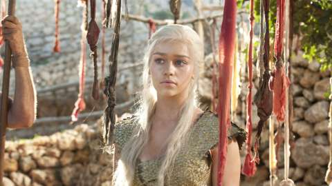 Ep08 The Pointy End Daenerys