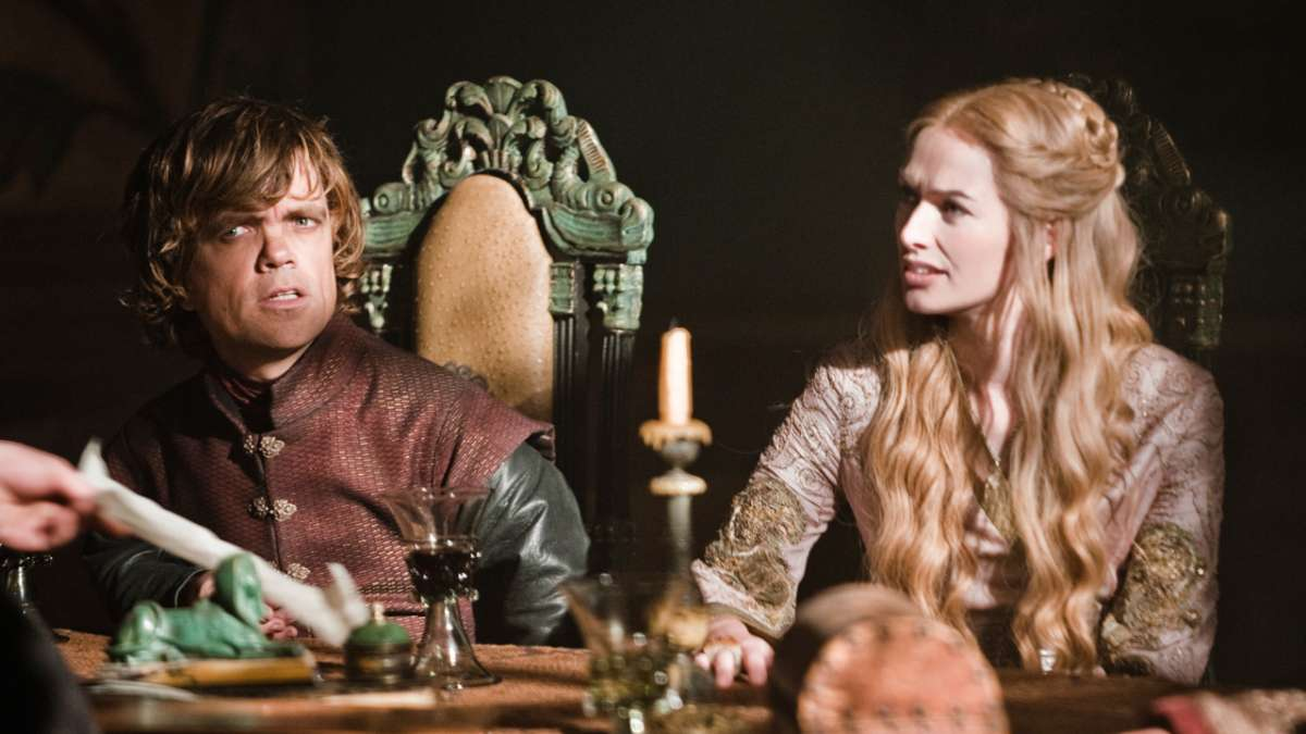 Tyrion Lannister;Cersei Lannister