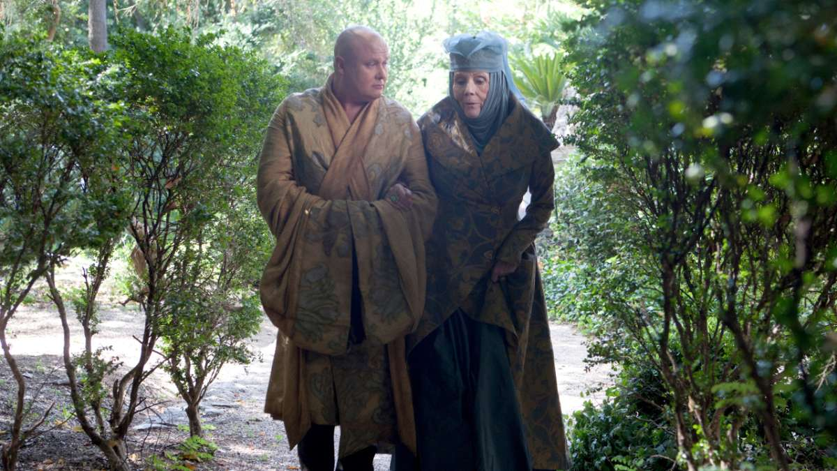 Varys and Olenna Tyrell