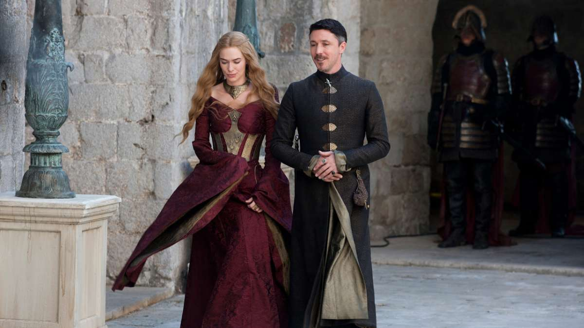 Cersei and Littlefinger