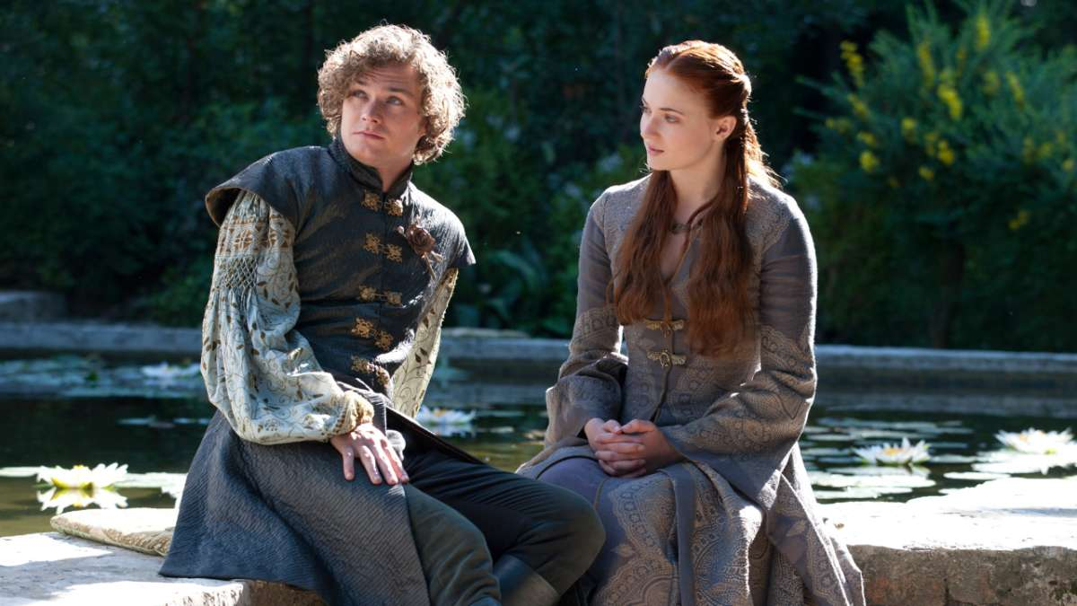 Loras and Sansa