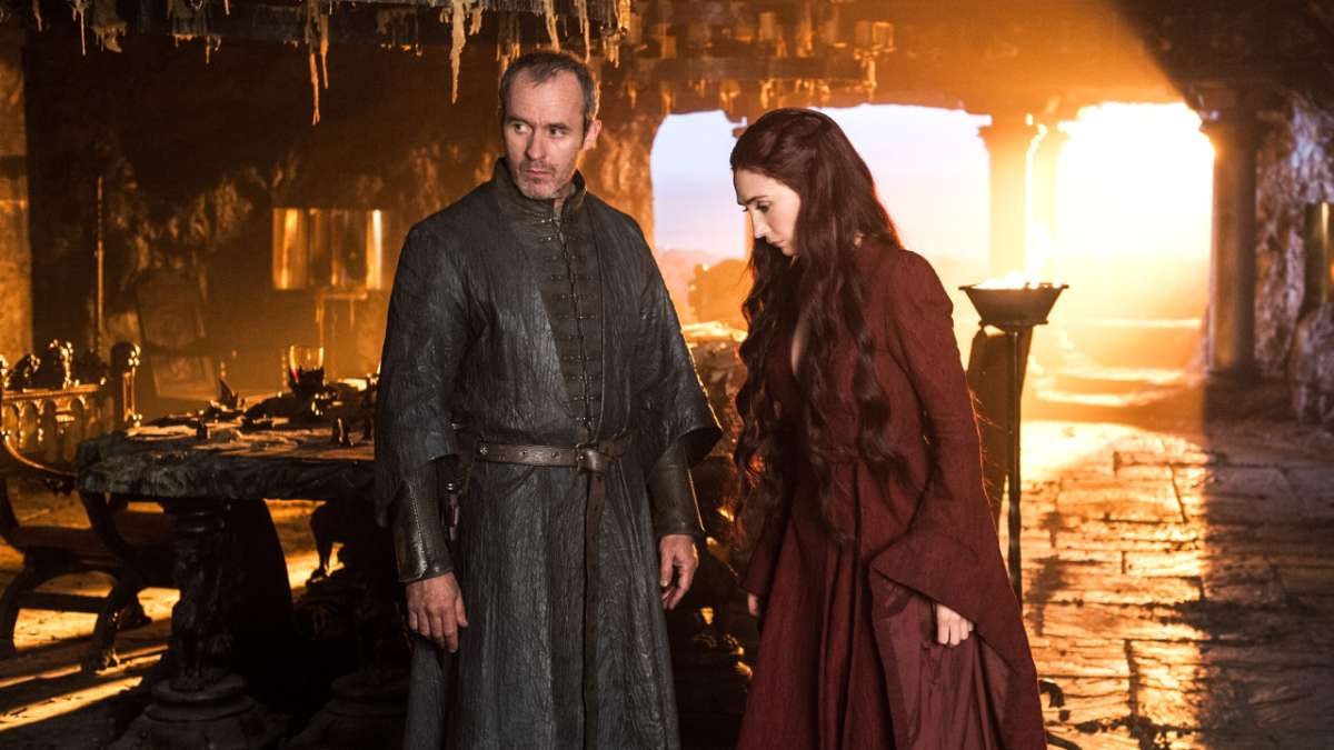Stannis and Melisandra