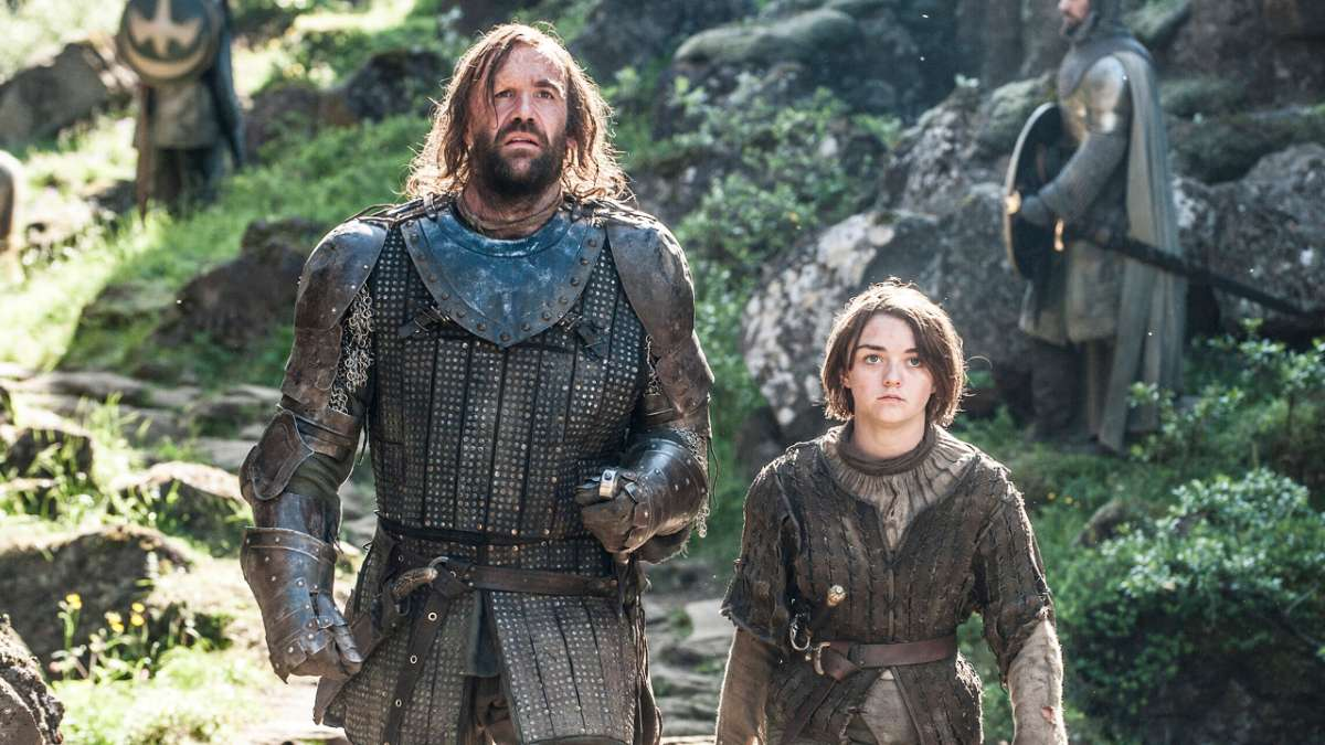 """The Hound, Arya"""