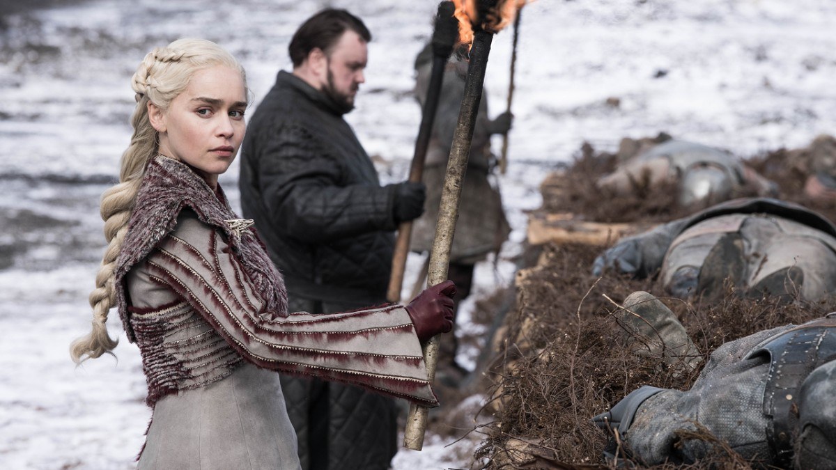 Game of Thrones 804 Episode 71 Season 8 Series