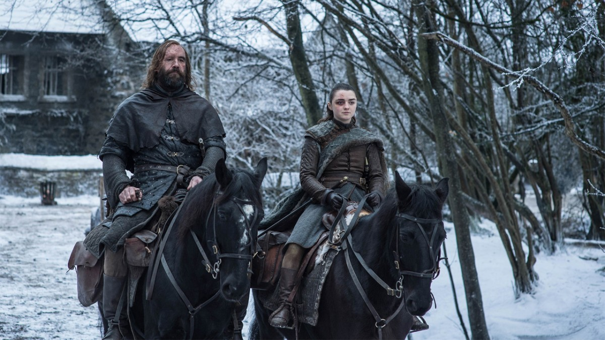 Game of Thrones episode 71 HBO Series Season 8 804