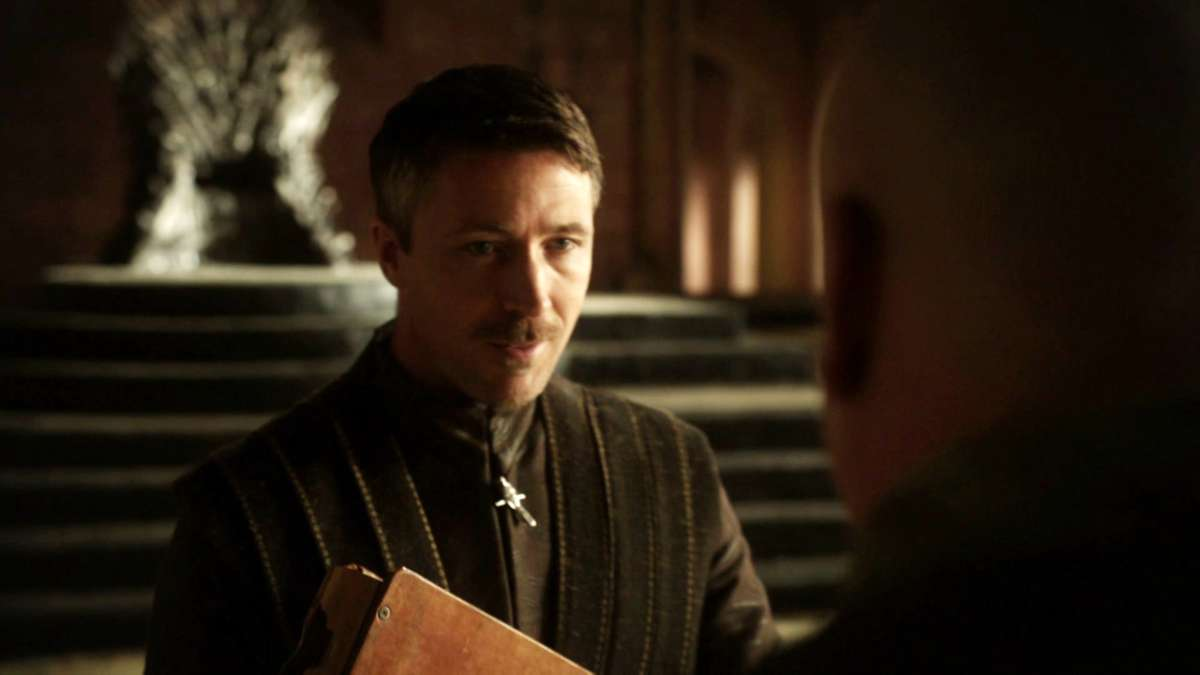 Ep 5 clip: Littlefinger talking to Varys