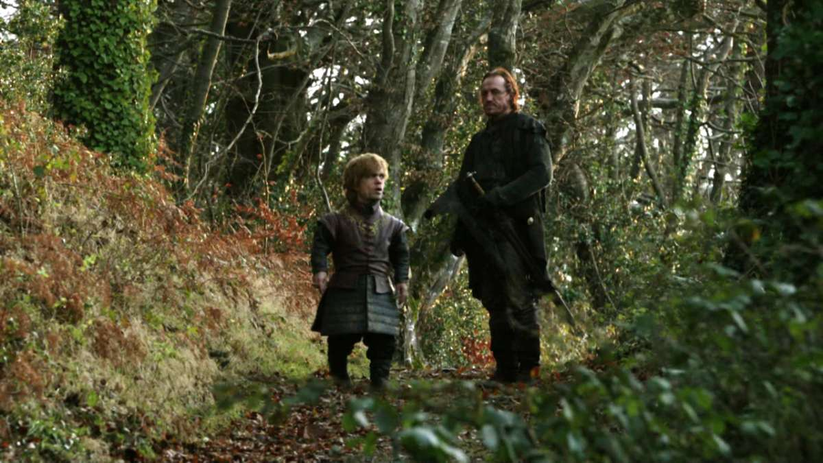 Ep 8 clip: Tyrion and Bronn