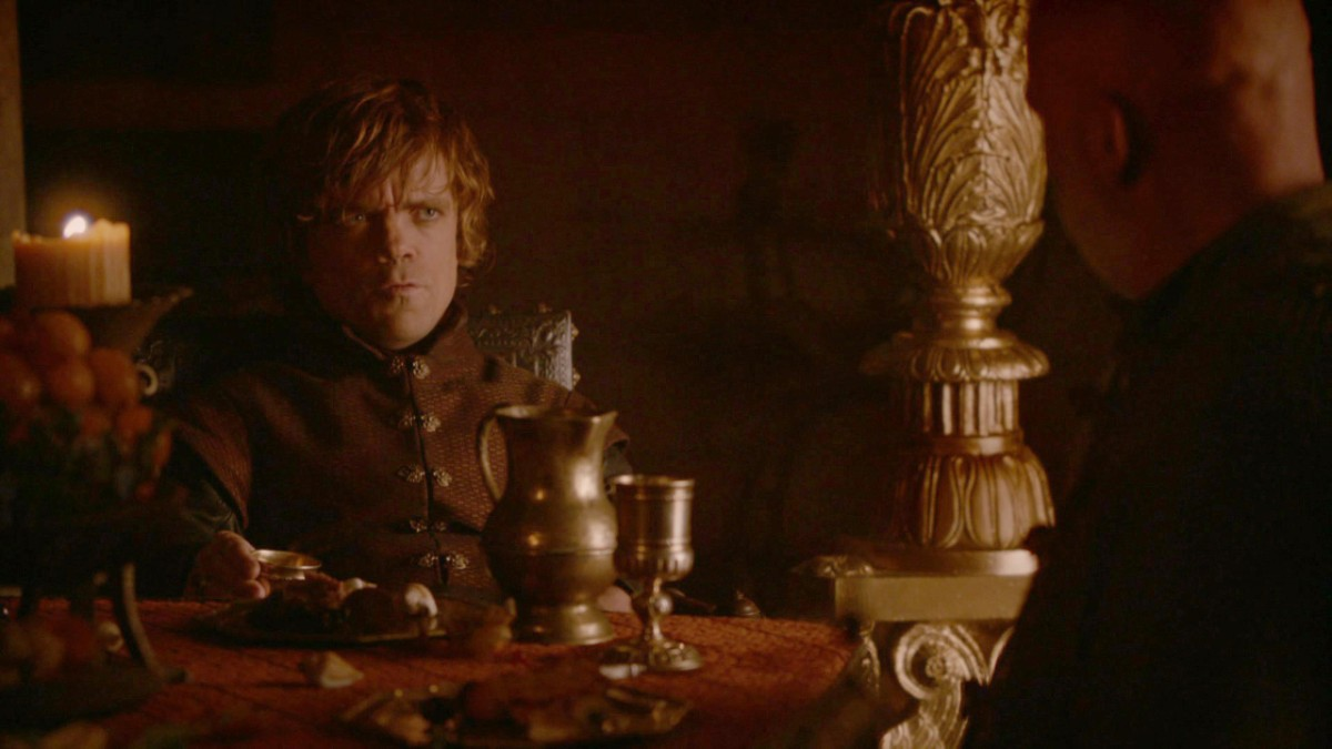 Game of Thrones S2 Ep 2: The Night Lands - Inside
