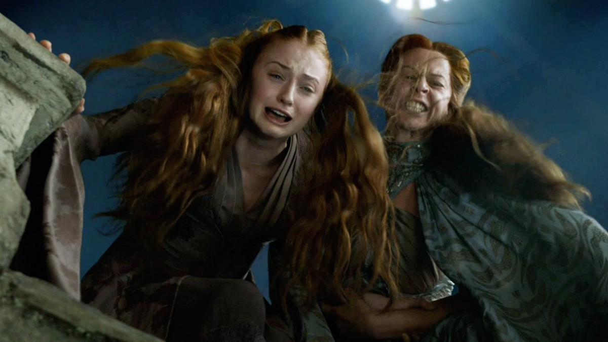 Game of Thrones S4 Ep 7: Lysa Confronts Sansa - Clip