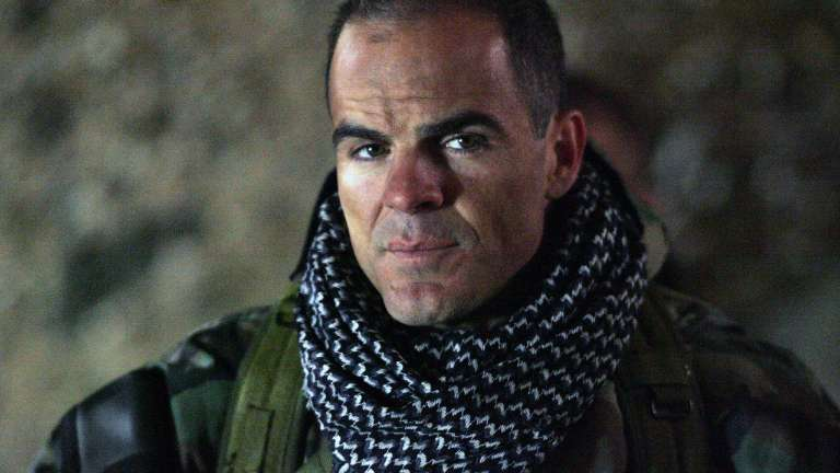 Cpt Bryan Patterson Played By Michael Kelly On Generation