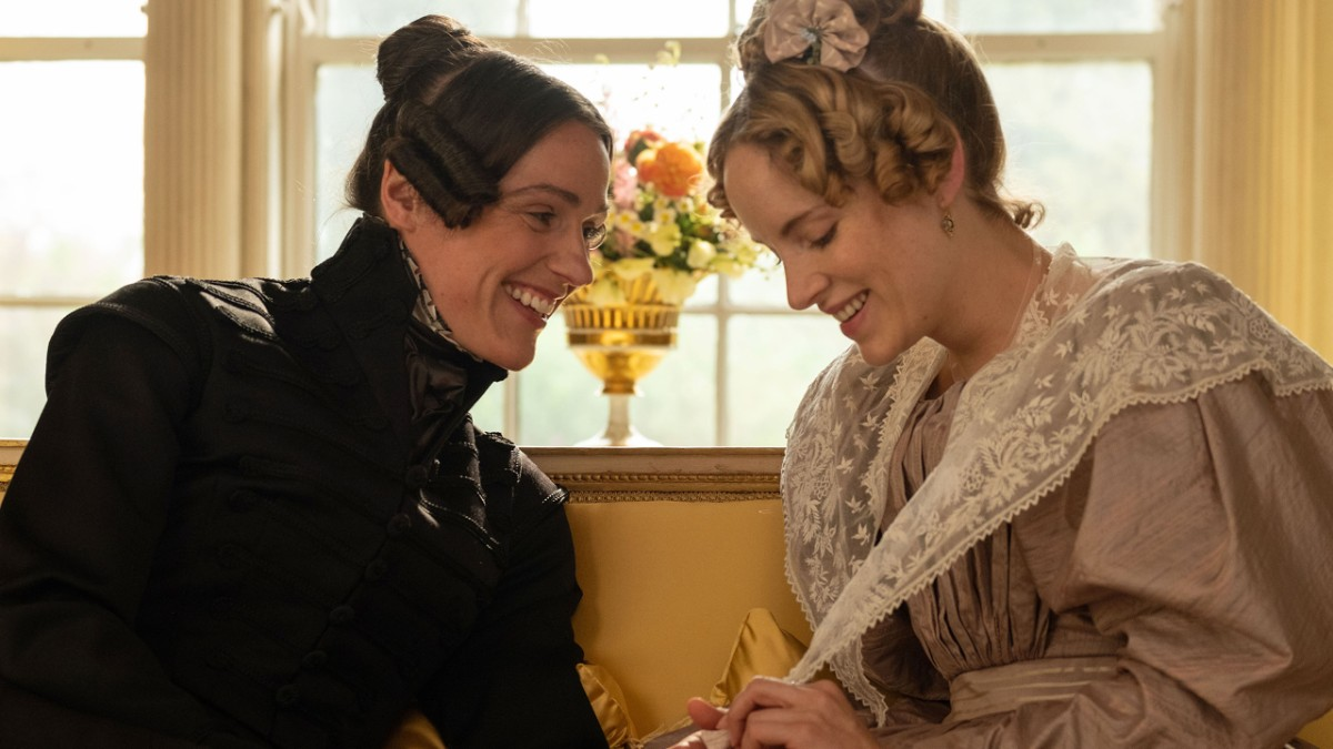 Gentleman Jack HBO TV Series