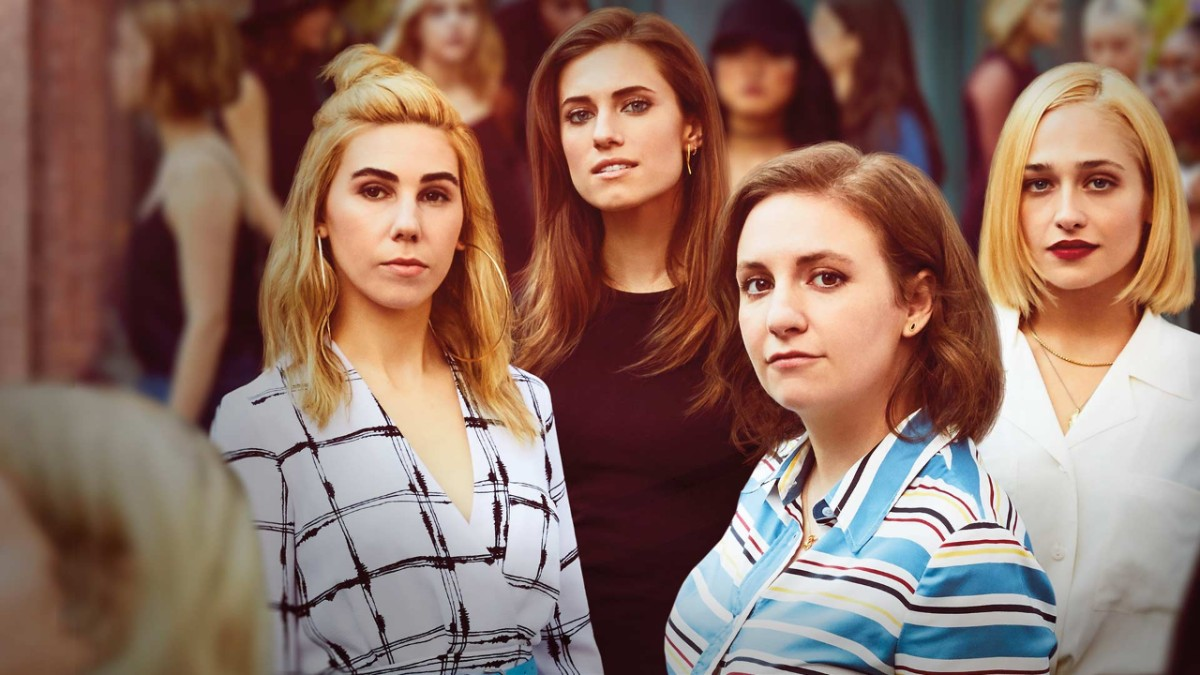 girls   official website for the hbo series