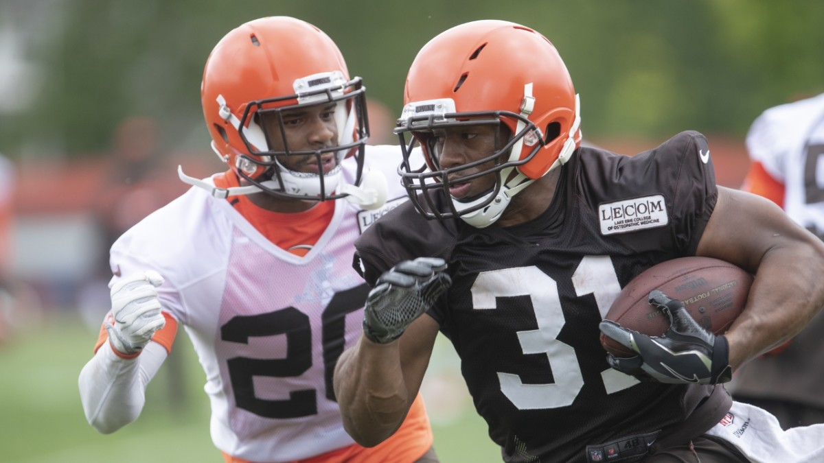 Hard Knocks: Training Camp With The Cleveland Browns Episode 01