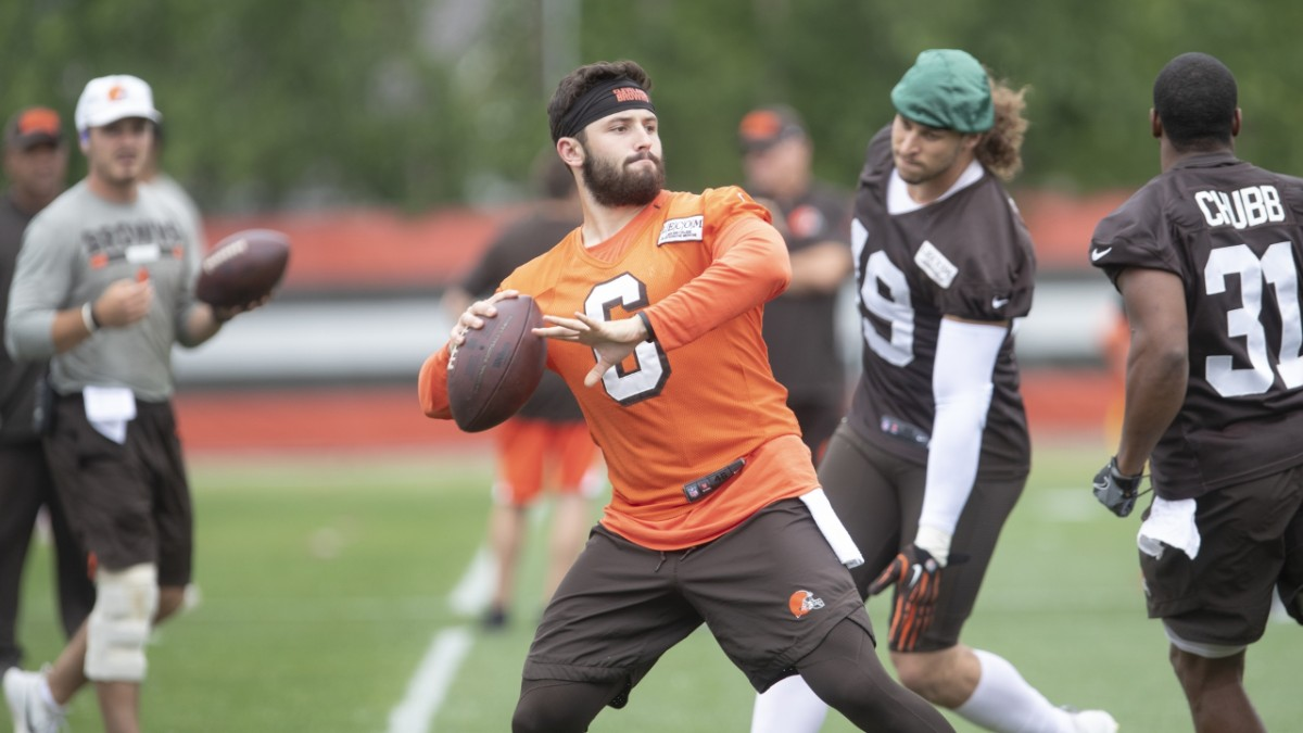 Hard Knocks: Training Camp With The Cleveland Browns Episode 02