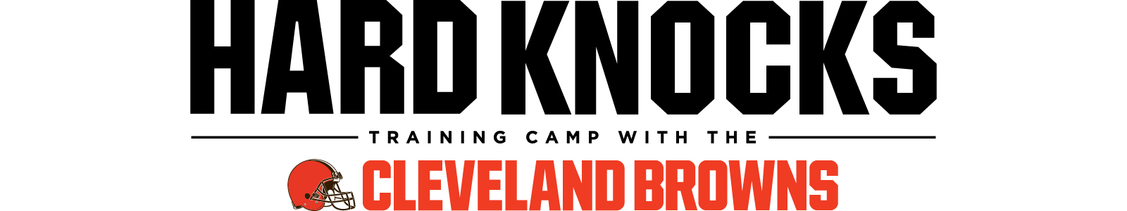 hard knocks cleveland browns logo