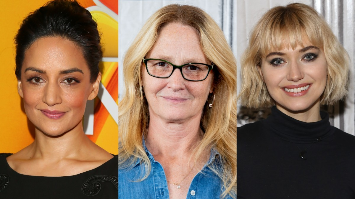 Archie Panjabi Melissa Leo Imogen Poots I Know This Much is True HBO