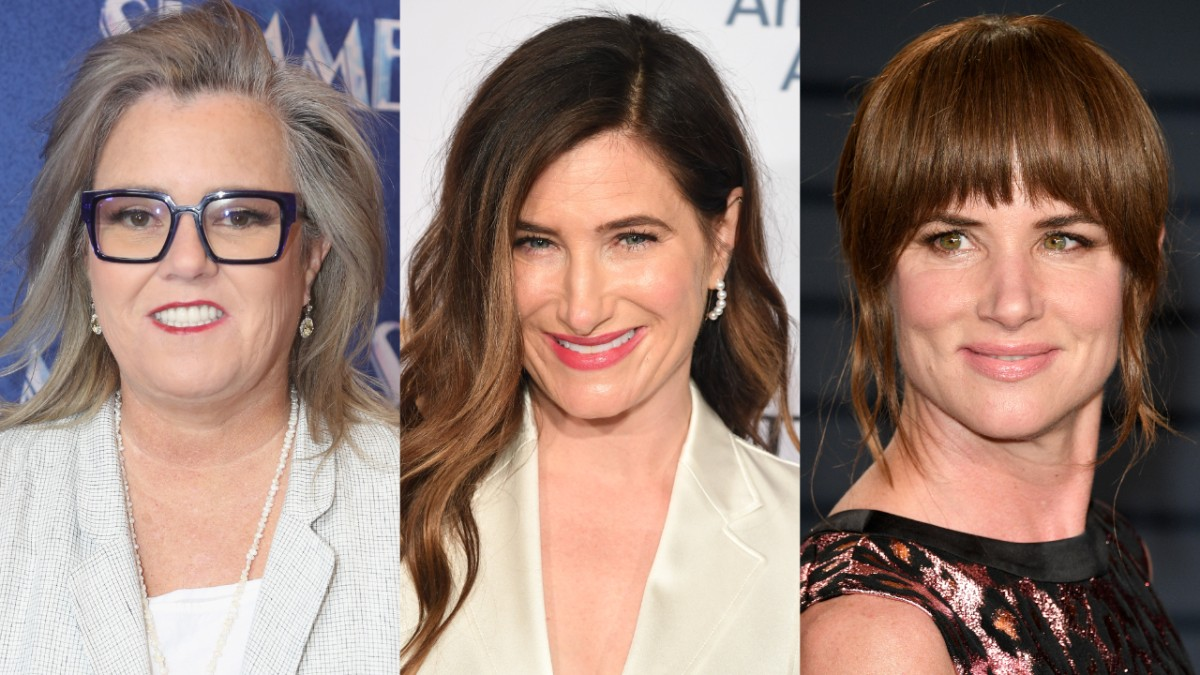 Rosie O'Donnell Kathryn Hahn Juliette Lewis I Know This Much is True HBO
