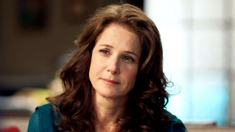 Frances played by Debra Winger on In Treatment   HBO
