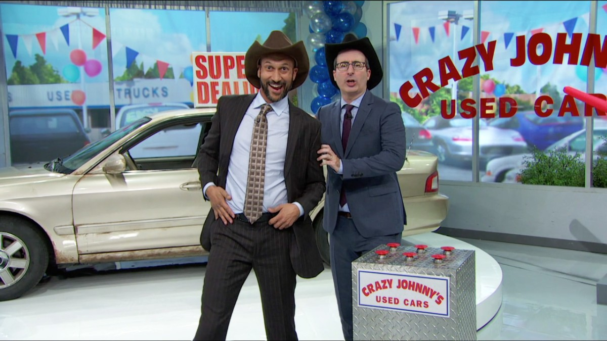Last Week Tonight with John Oliver August 14, 2016 - Clip