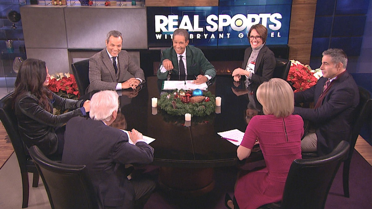 Real Sports with Bryant Gumbel Series HBO episode 273