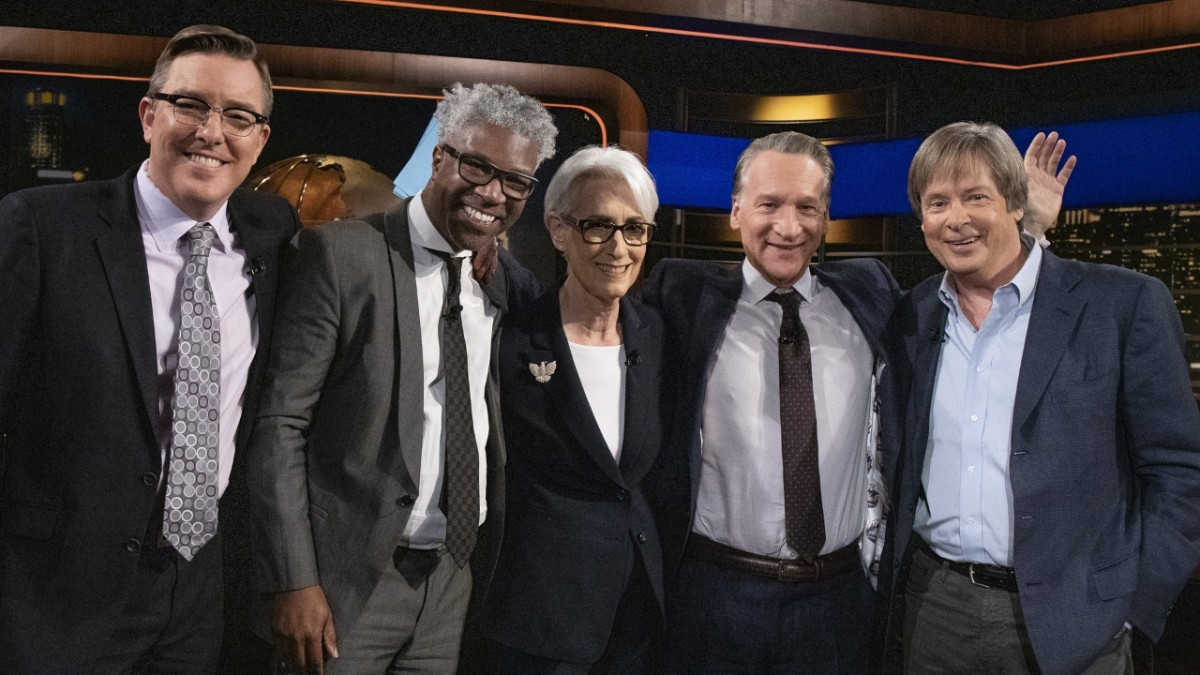 Watch Real Time with Bill Maher Season 17 Episode 12 Online