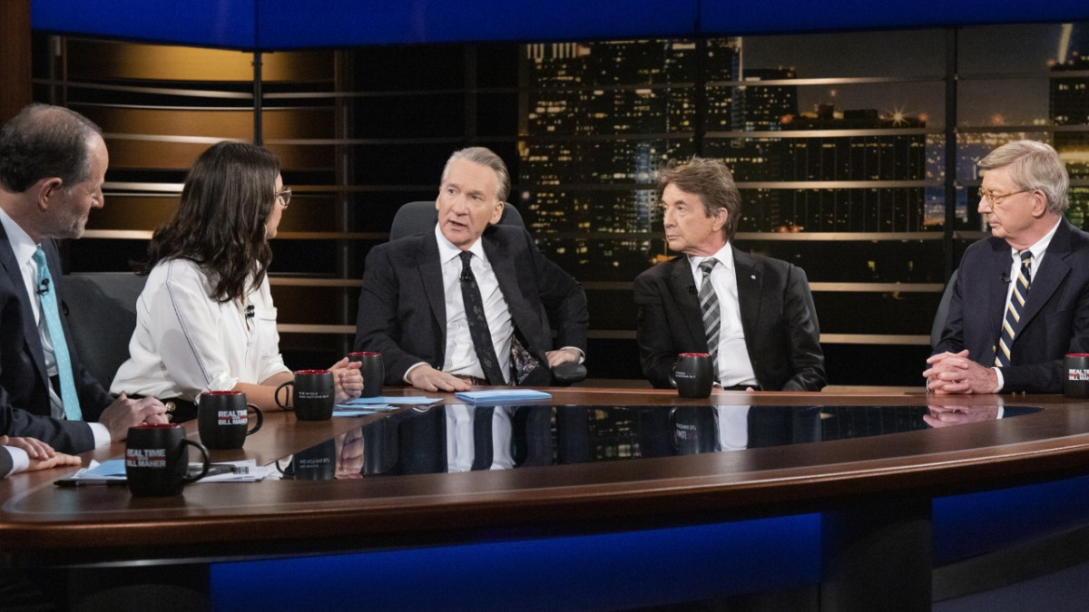 Real Time With Bill Maher Season 17 Episode 499