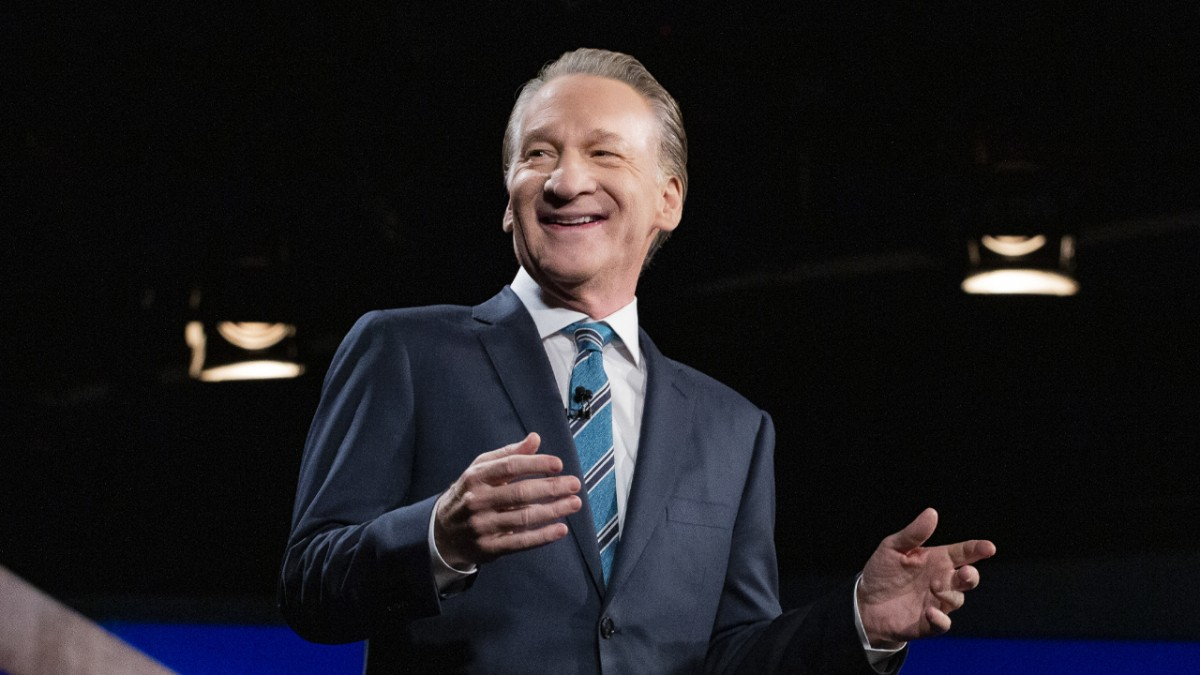 Real Time With Bill Maher Season 17 Episode 505