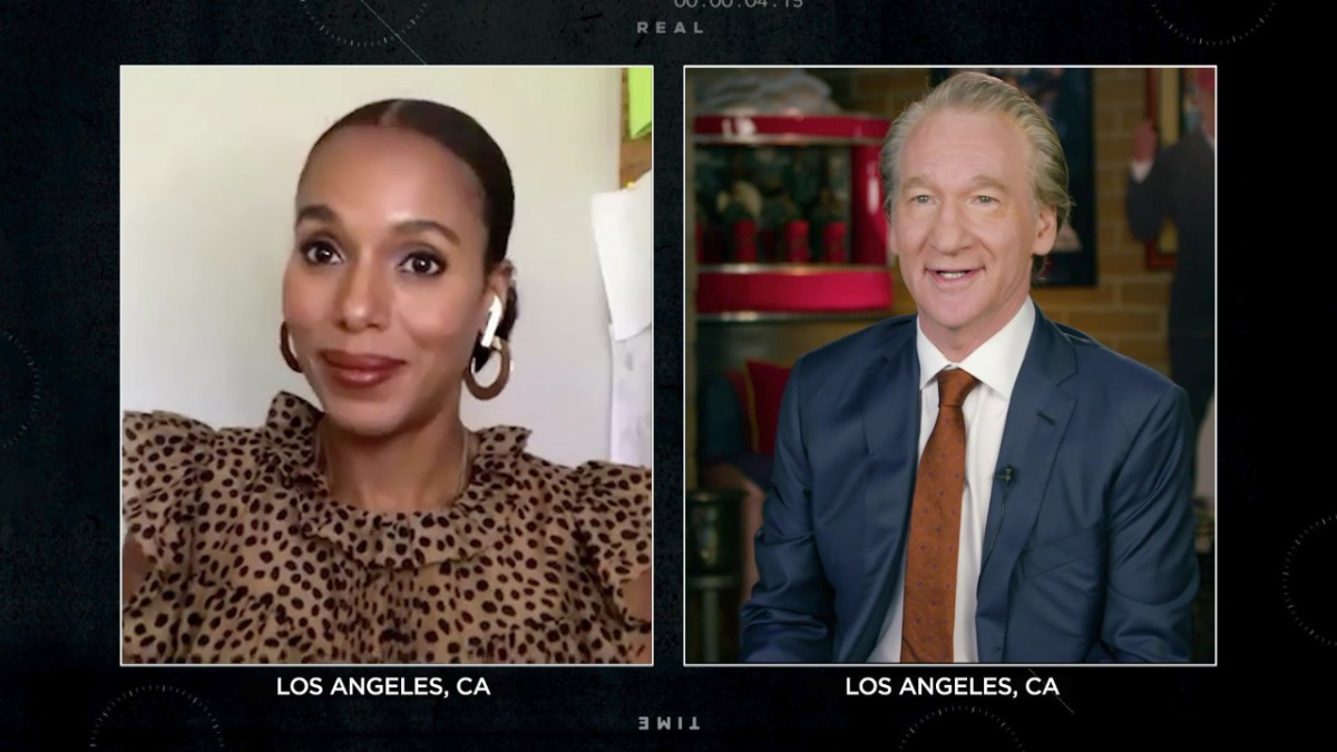 Real Time With Bill Maher Season 18 Episode 536