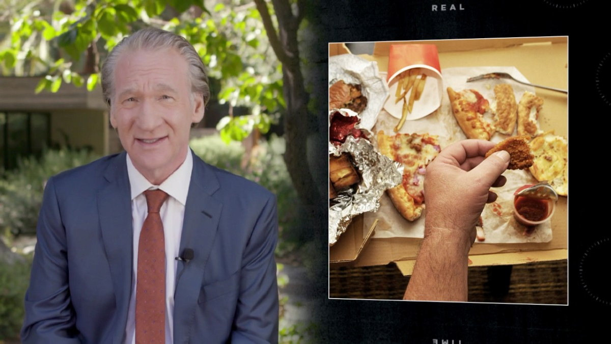 Real Time With Bill Maher Season 18 episode 536 new rule
