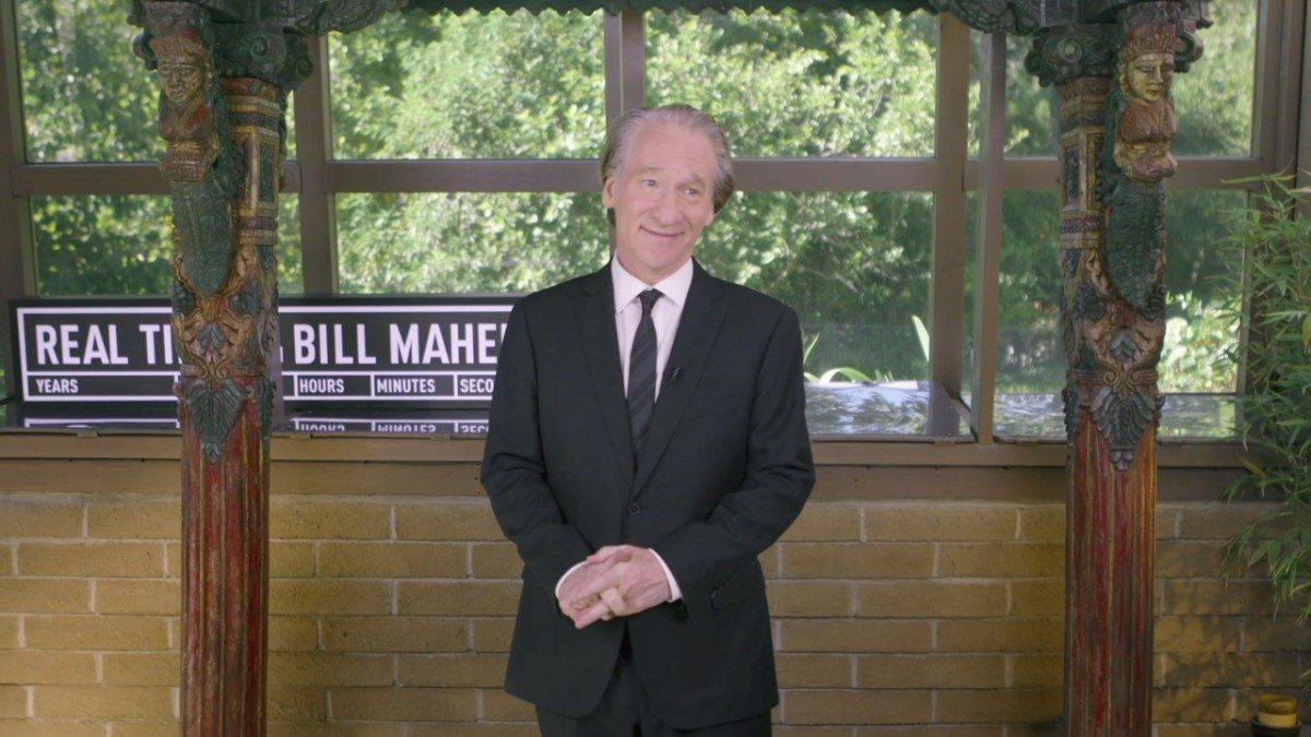 Real Time With Bill Maher season 16 episode 537 rtwbm