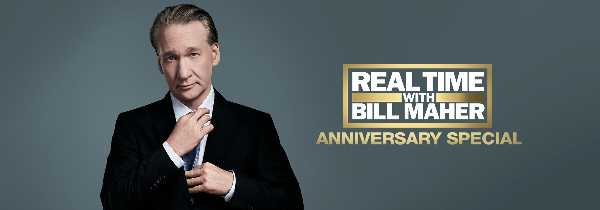 real time with bill maher anniversary special
