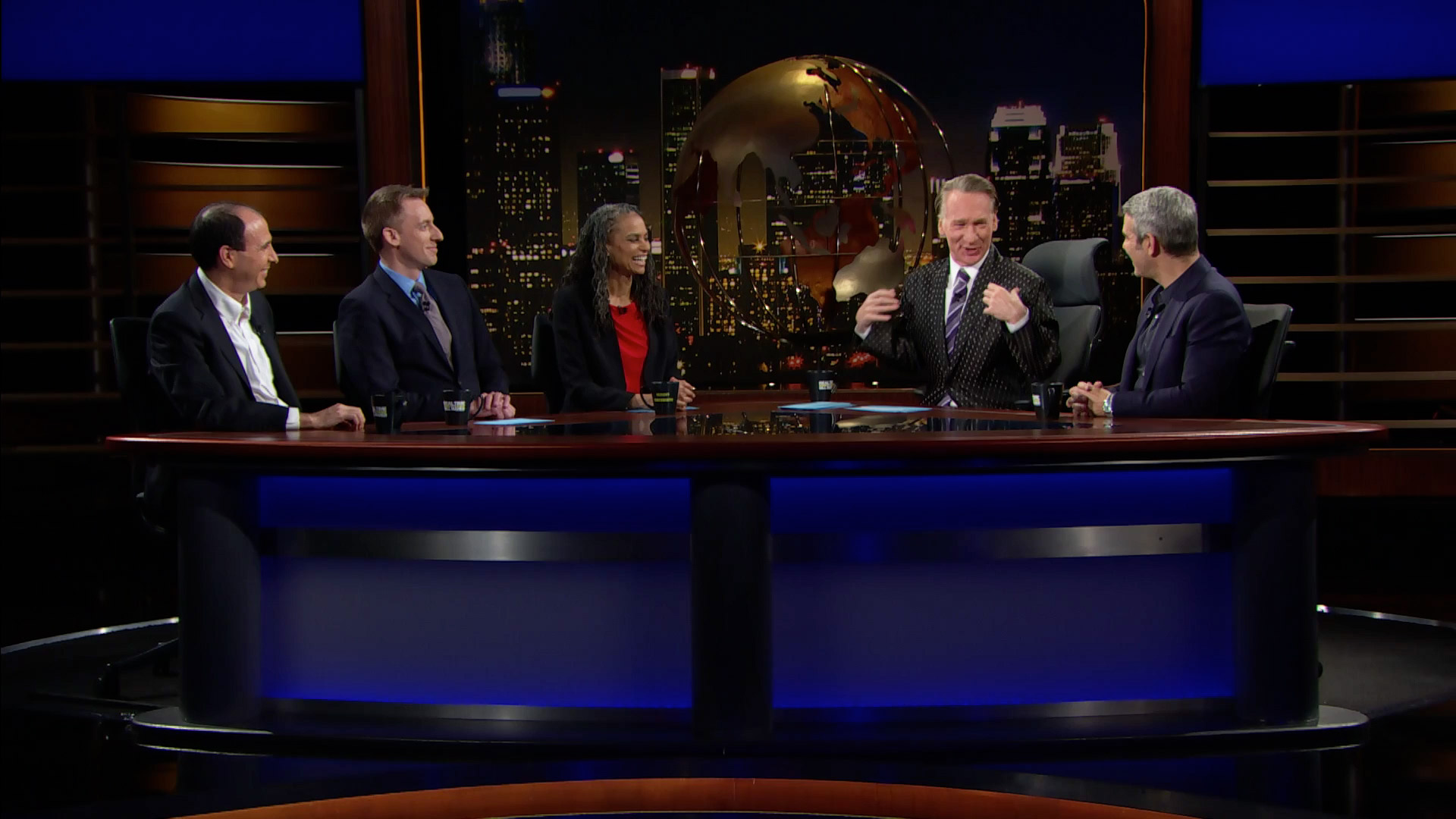 real time overtime bill maher