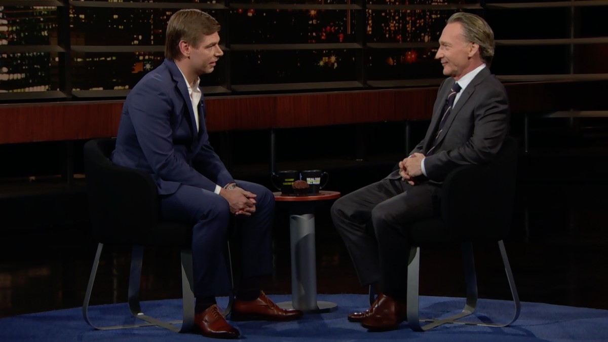 Real Time with Bill Maher Clip Eric Swalwell HBO