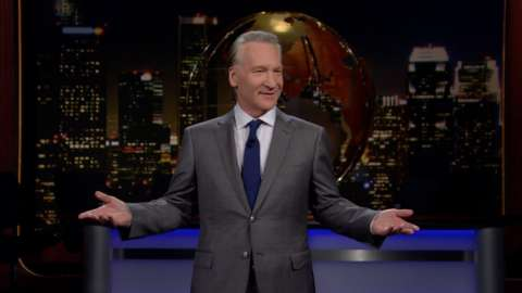 Real Time with Bill Maher S17 Ep 18 - Monologue: America's Royal F*ck-Up