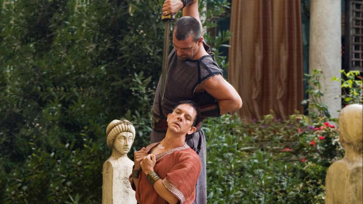 rome hbo series episode guide