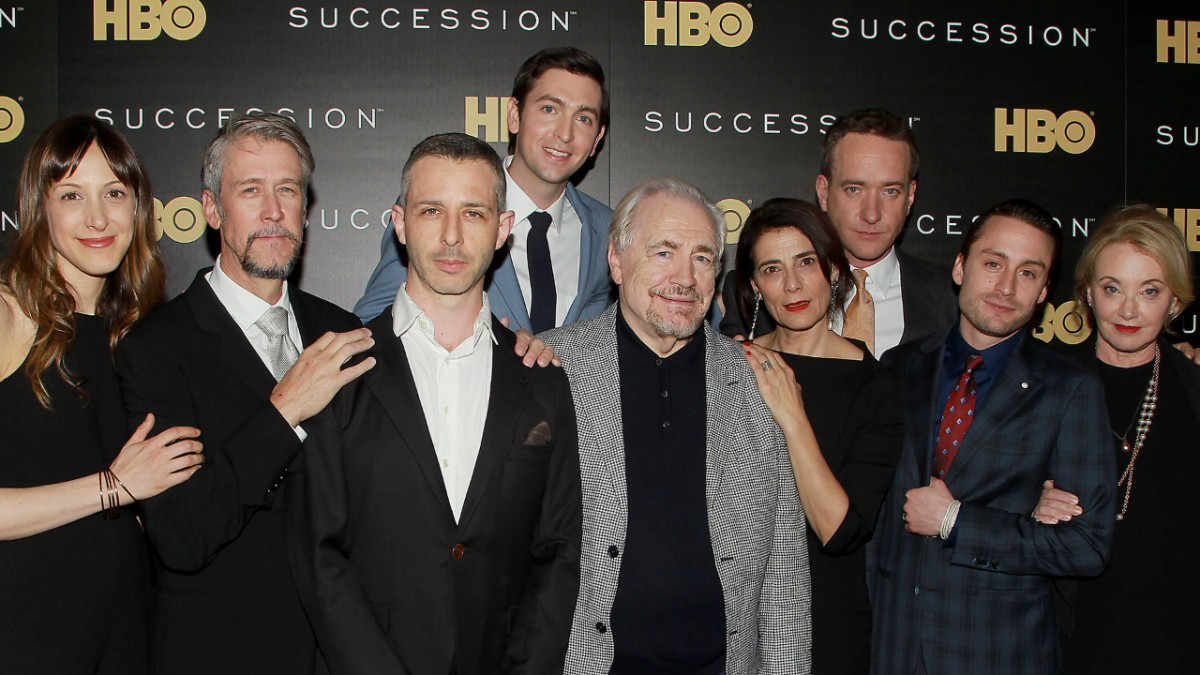 The Succession Cast Defines Ambition | HBO