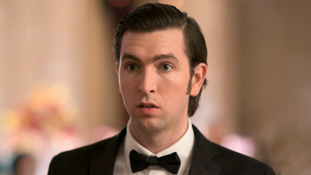 greg hirsch played by nicholas braun on succession hbo