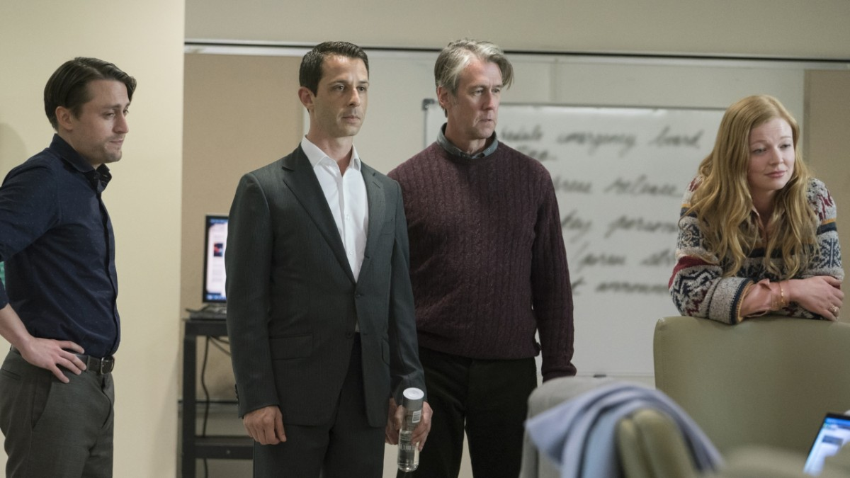 Succession Season 1 Episode 2
