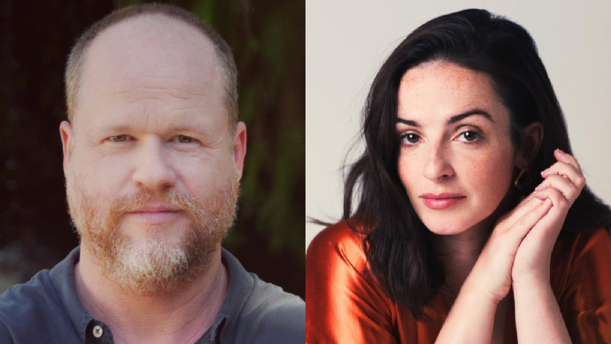 Joss Whedon Laura Donnelly HBO The Nevers Announcement