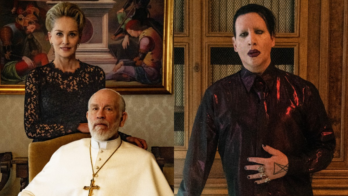 The New Pope HBO Limited Series