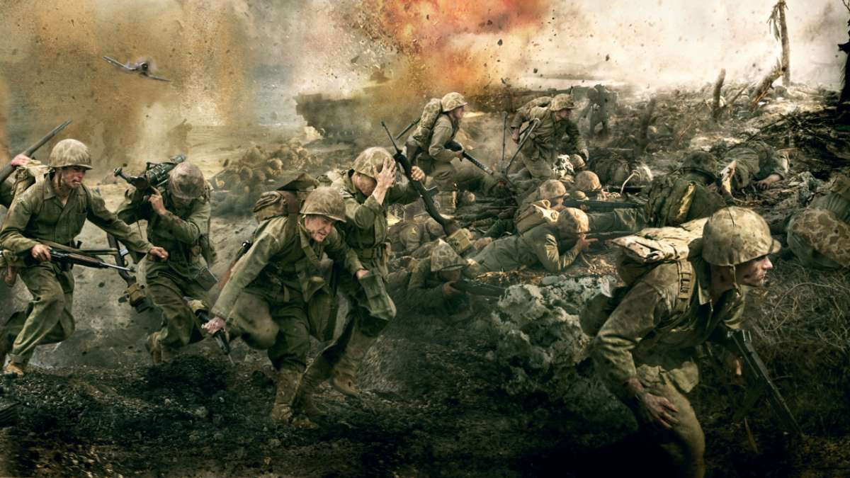 Band of Brothers (miniseries) - Wikipedia