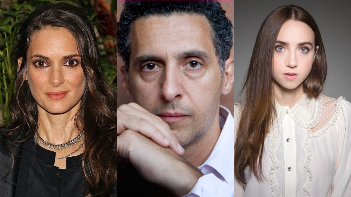 Winona Ryder John Turturro Zoe Kazan The Plot Against America HBO Miniseries