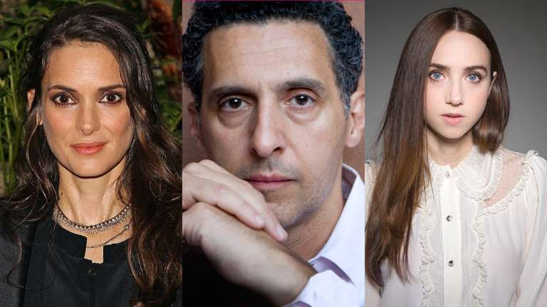 cast The Plot Against America Winona Ryder, John Turturro, and Zoe Kazan