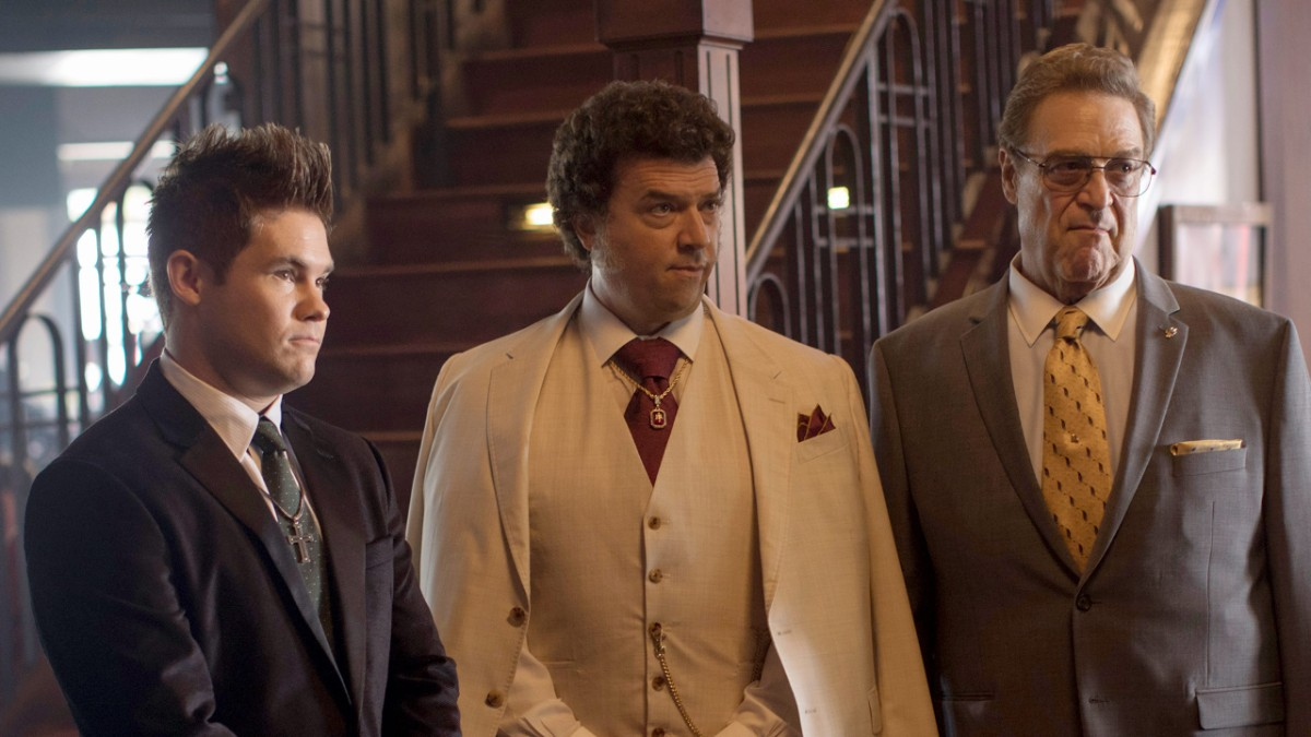 Episode 1 The Righteous Gemstones The Righteous